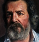 Andro Donovan by Portrait Artist, Hazel Morgan